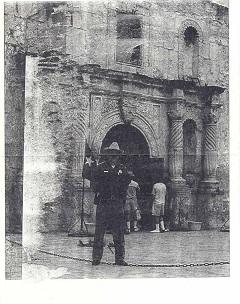 Dean.A.Ayers.Alamo.Ranger.The.Alamo.San.Antonio.Tx - Small.Size