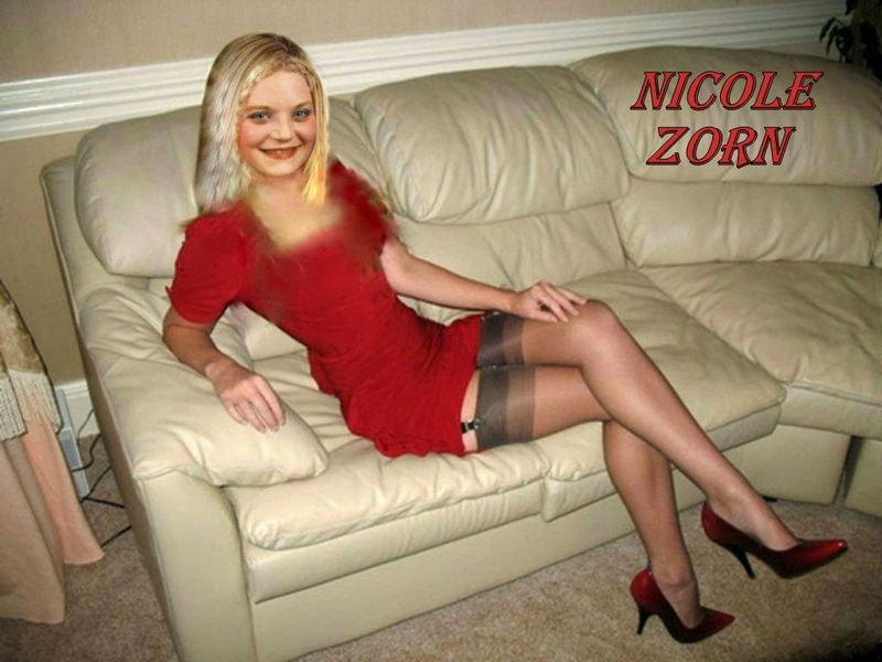 Ncole.Zorn.Red.Upskirt.in.Nylons