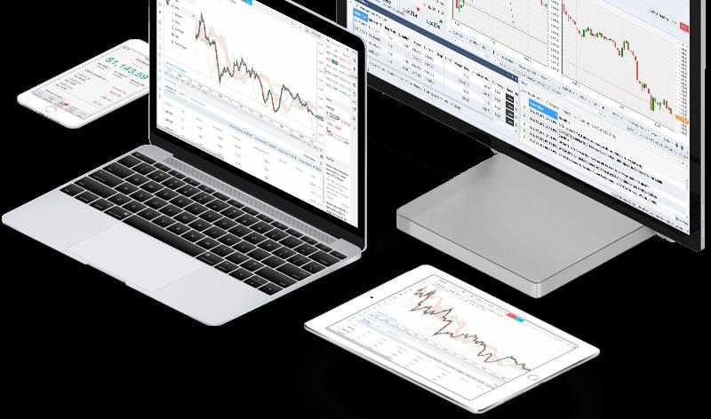 Ecn trading system